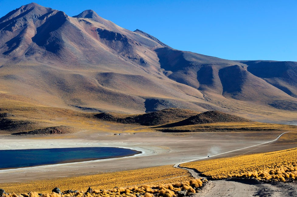 Nomadic travels in Chile